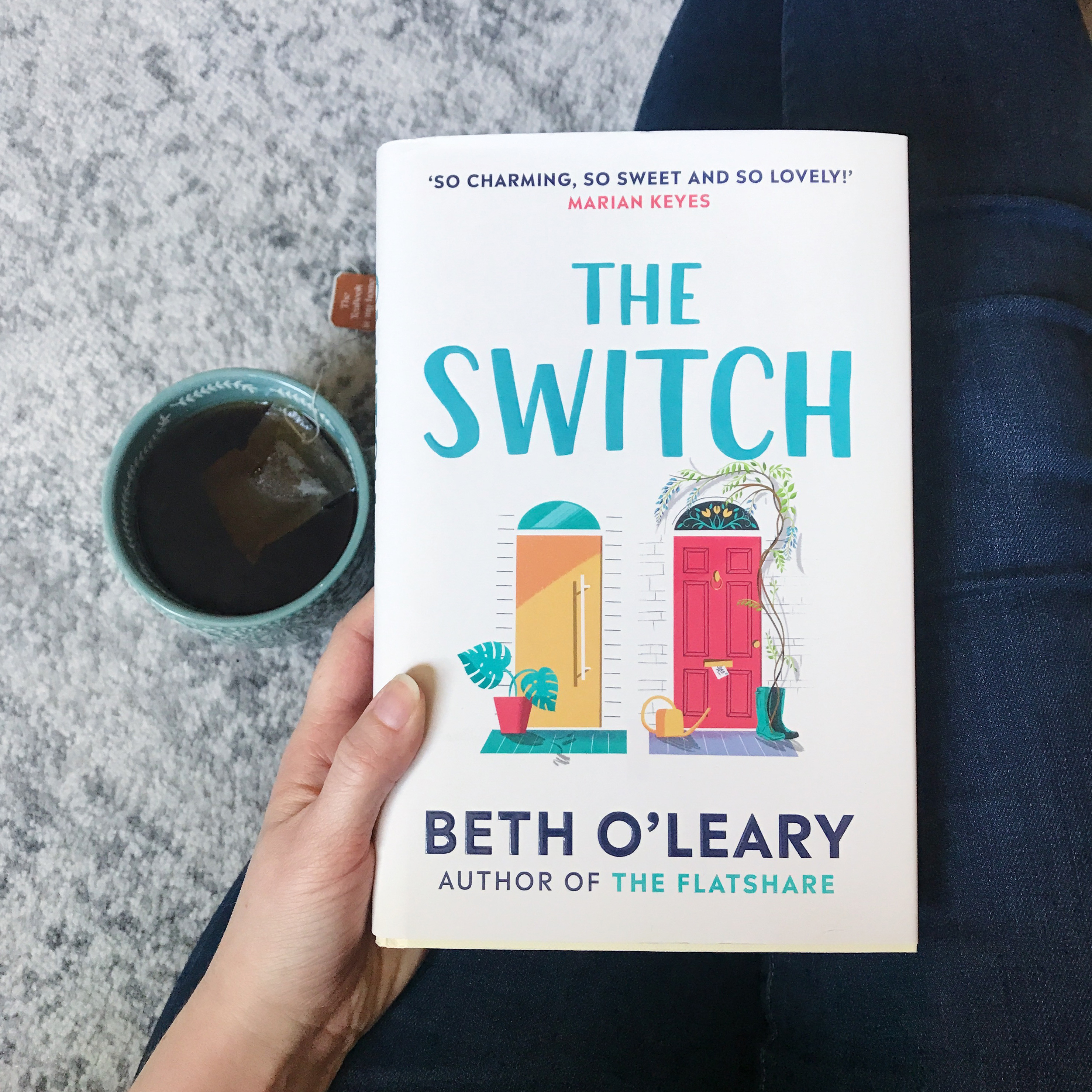 The Switch by Beth O'Leary – Review